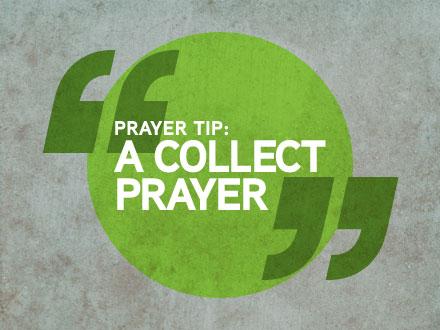 a-collect-prayer