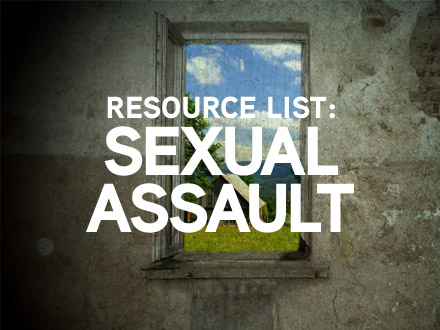 Resource-List-Sexual-Assault