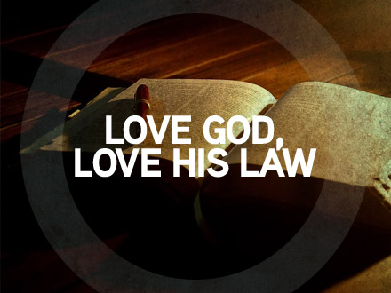 love-god-love-his-law