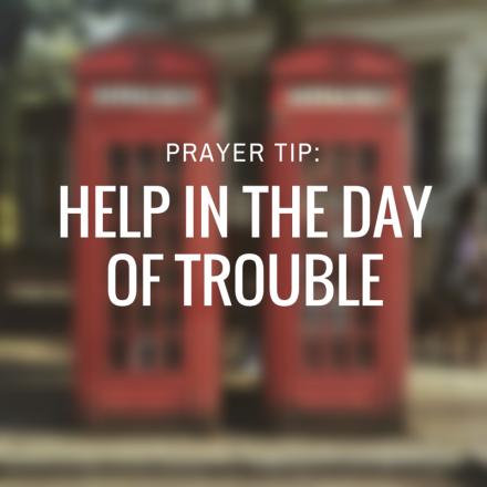 Prayer Tip